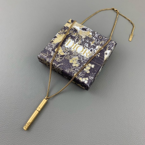 Christian Dior Necklace #907721 $39.00 USD, Wholesale Replica Christian Dior Necklace