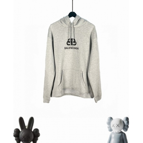 Balenciaga Hoodies Long Sleeved For Unisex #907854