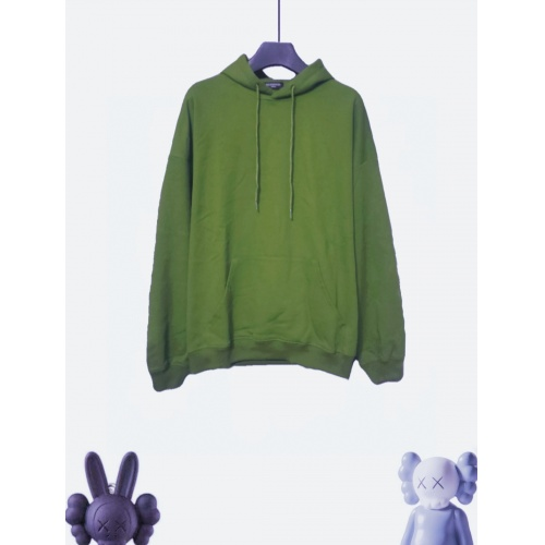 Balenciaga Hoodies Long Sleeved For Unisex #907855