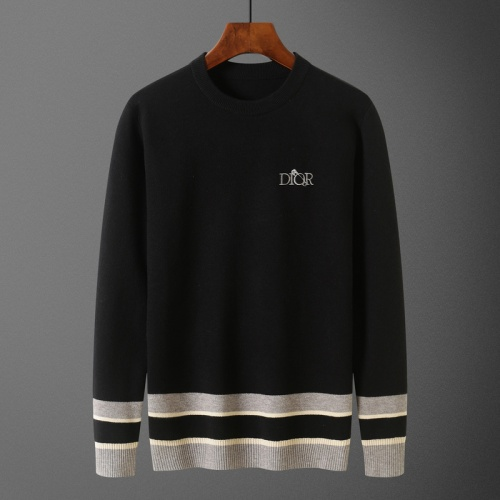 Christian Dior Sweaters Long Sleeved For Men #907891