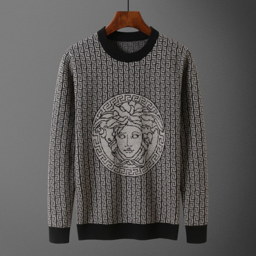 Versace Sweaters Long Sleeved For Men #907904