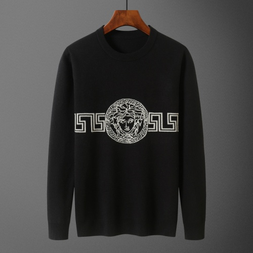 Versace Sweaters Long Sleeved For Men #907905