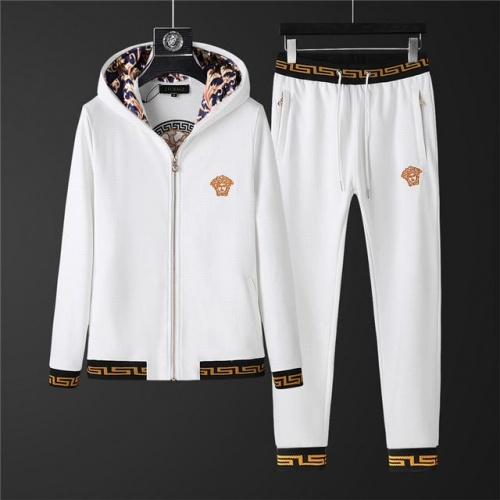 Versace Tracksuits Long Sleeved For Men #907947