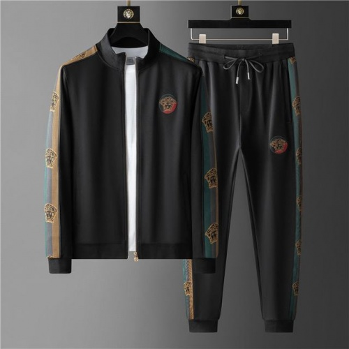 Versace Tracksuits Long Sleeved For Men #907957