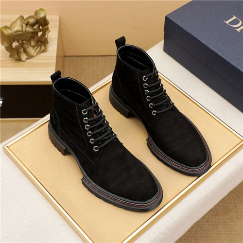 Christian Dior Boots For Men #907992