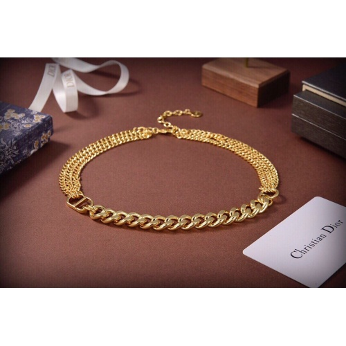 Christian Dior Necklace #908113 $34.00 USD, Wholesale Replica Christian Dior Necklace
