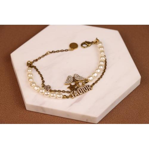 Christian Dior Bracelets #908254 $39.00 USD, Wholesale Replica Christian Dior Bracelets