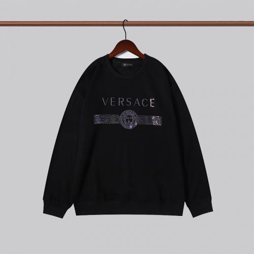 Versace Hoodies Long Sleeved For Men #908564