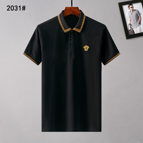Versace T-Shirts Short Sleeved For Men #908861 $29.00 USD, Wholesale Replica Versace T-Shirts