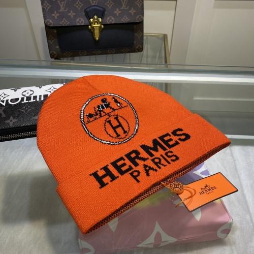 Hermes Woolen Hats #908874