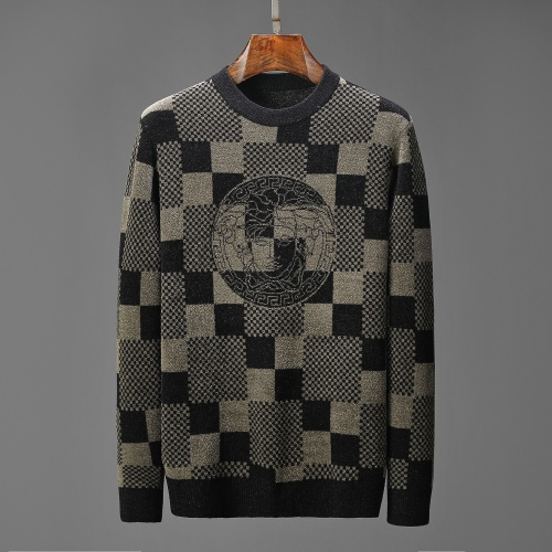 Versace Sweaters Long Sleeved For Men #908981
