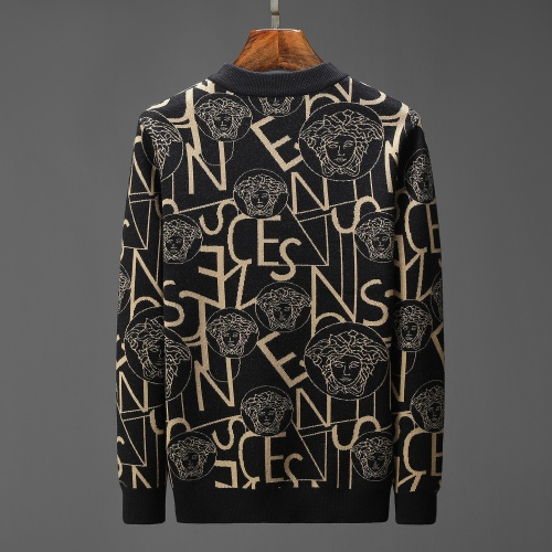 Replica Versace Sweaters Long Sleeved For Men #908982 $52.00 USD for Wholesale