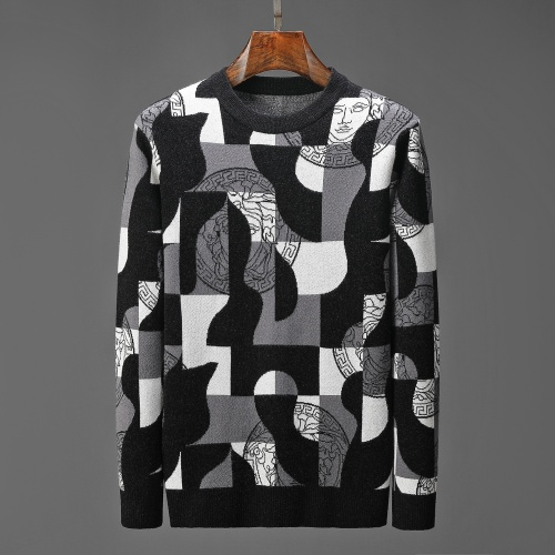 Versace Sweaters Long Sleeved For Men #908985