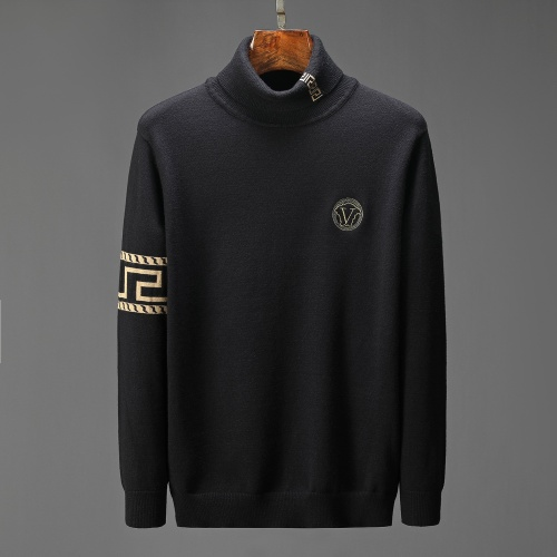 Versace Sweaters Long Sleeved For Men #908987