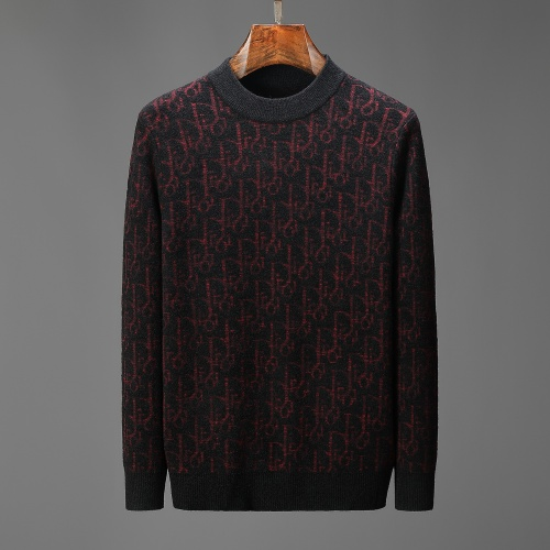 Christian Dior Sweaters Long Sleeved For Men #909012