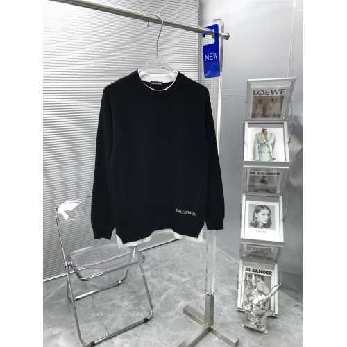 Balenciaga Hoodies Long Sleeved For Men #909065