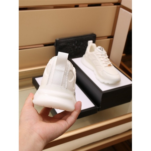 Replica Versace Casual Shoes For Men #909107 $85.00 USD for Wholesale