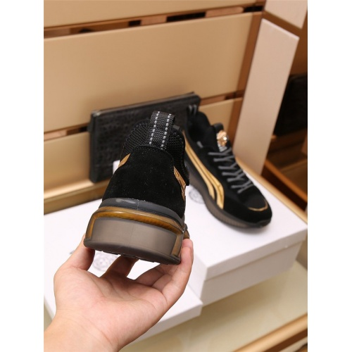 Replica Versace Casual Shoes For Men #909108 $85.00 USD for Wholesale