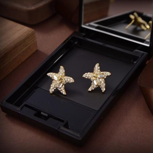 Versace Earrings #909154 $29.00 USD, Wholesale Replica Versace Earrings