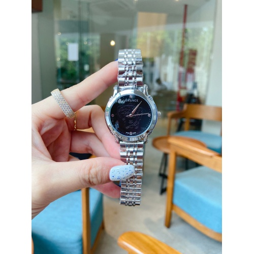 Versace Watches For Women #909305 $33.00 USD, Wholesale Replica Versace Watches
