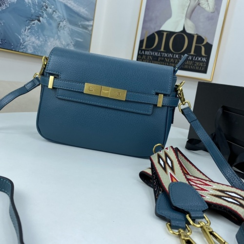 Yves Saint Laurent YSL AAA Messenger Bags For Women #909308 $102.00 USD, Wholesale Replica Yves Saint Laurent YSL AAA Messenger Bags