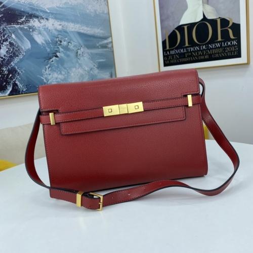 Yves Saint Laurent YSL AAA Messenger Bags For Women #909314 $105.00 USD, Wholesale Replica Yves Saint Laurent YSL AAA Messenger Bags