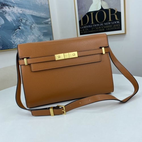 Yves Saint Laurent YSL AAA Messenger Bags For Women #909315 $105.00 USD, Wholesale Replica Yves Saint Laurent YSL AAA Messenger Bags