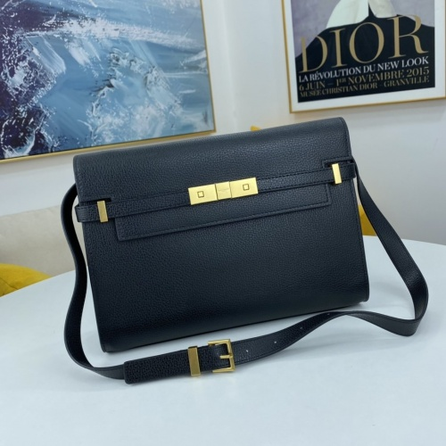 Yves Saint Laurent YSL AAA Messenger Bags For Women #909317 $105.00 USD, Wholesale Replica Yves Saint Laurent YSL AAA Messenger Bags