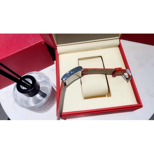 Replica Cartier Watches For Women #909320 $33.00 USD for Wholesale