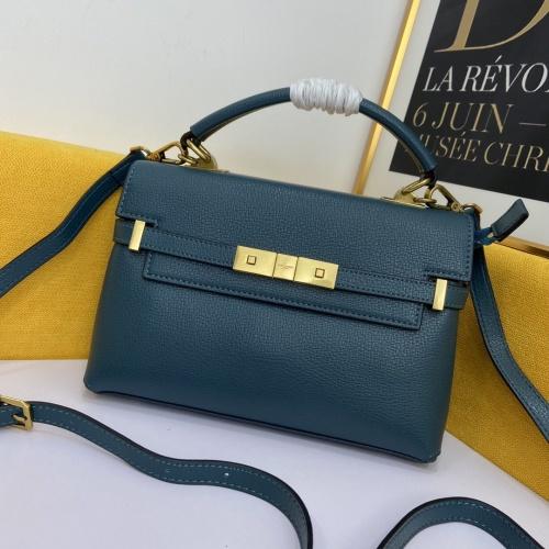Yves Saint Laurent YSL AAA Messenger Bags For Women #909328 $105.00 USD, Wholesale Replica Yves Saint Laurent YSL AAA Messenger Bags