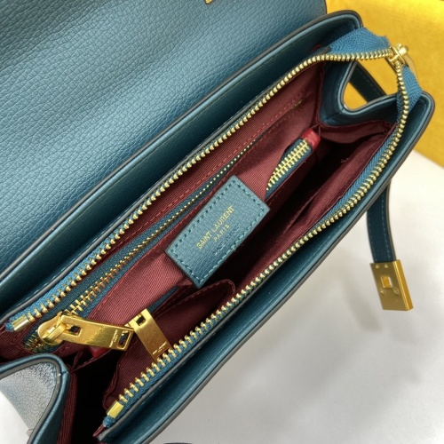 Replica Yves Saint Laurent YSL AAA Messenger Bags For Women #909328 $105.00 USD for Wholesale