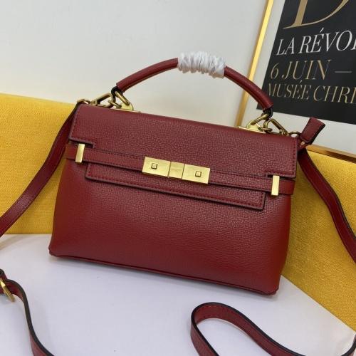 Yves Saint Laurent YSL AAA Messenger Bags For Women #909329 $105.00 USD, Wholesale Replica Yves Saint Laurent YSL AAA Messenger Bags