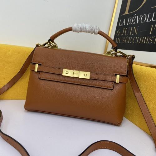 Yves Saint Laurent YSL AAA Messenger Bags For Women #909331 $105.00 USD, Wholesale Replica Yves Saint Laurent YSL AAA Messenger Bags