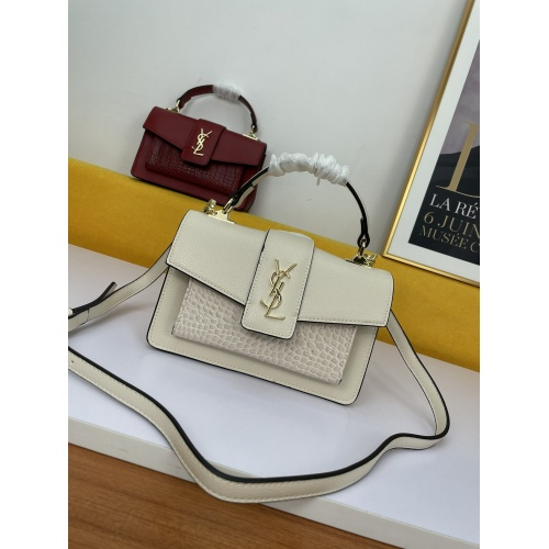 Yves Saint Laurent YSL AAA Messenger Bags For Women #909357 $100.00 USD, Wholesale Replica Yves Saint Laurent YSL AAA Messenger Bags