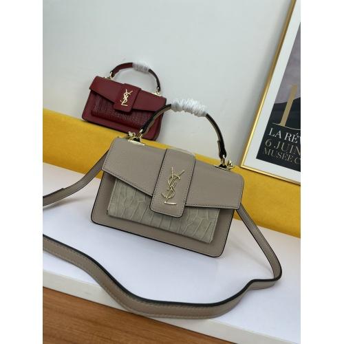 Yves Saint Laurent YSL AAA Messenger Bags For Women #909360