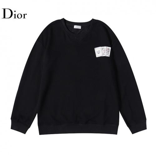 Christian Dior Hoodies Long Sleeved For Men #909470