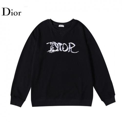 Christian Dior Hoodies Long Sleeved For Men #909474