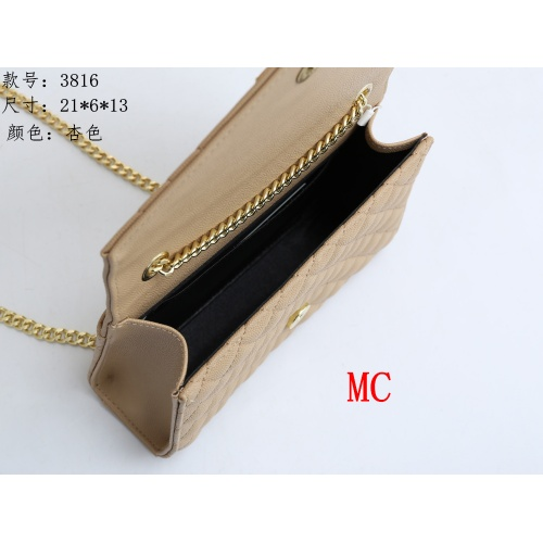 Replica Yves Saint Laurent YSL Fashion Messenger Bags For Women #909620 $30.00 USD for Wholesale