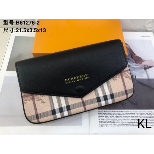 Replica Burberry Wallet For Women #909627 $28.00 USD for Wholesale