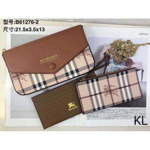 Burberry Wallet For Women #909628 $28.00 USD, Wholesale Replica Burberry Wallet