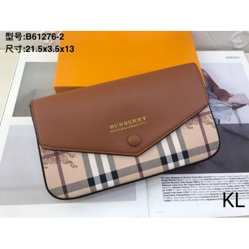 Replica Burberry Wallet For Women #909628 $28.00 USD for Wholesale