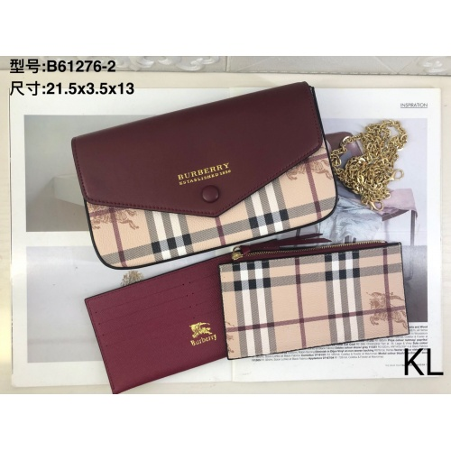 Burberry Wallet For Women #909629 $28.00 USD, Wholesale Replica Burberry Wallet