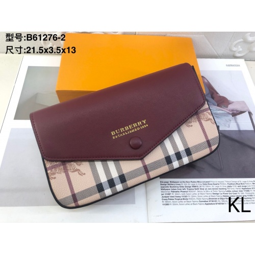 Replica Burberry Wallet For Women #909629 $28.00 USD for Wholesale