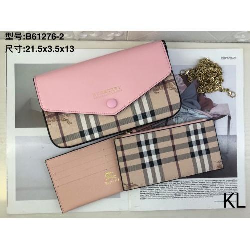 Burberry Wallet For Women #909631 $28.00 USD, Wholesale Replica Burberry Wallet