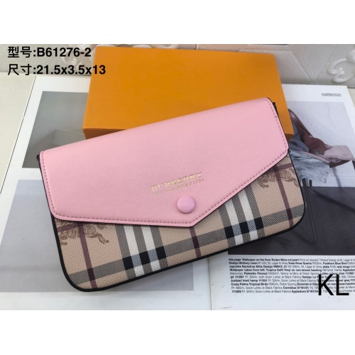 Replica Burberry Wallet For Women #909631 $28.00 USD for Wholesale