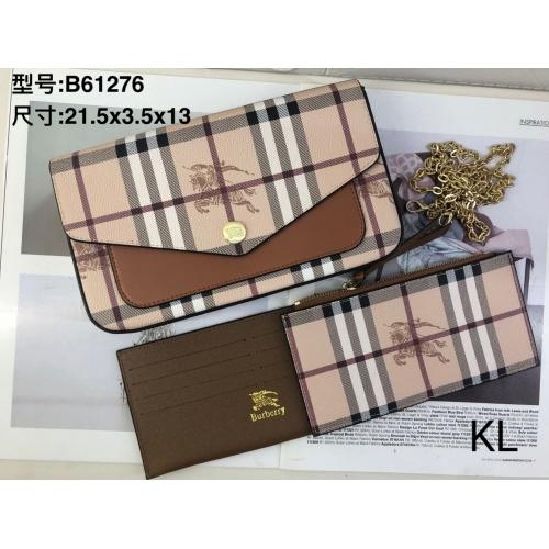 Burberry Wallet For Women #909635 $28.00 USD, Wholesale Replica Burberry Wallet