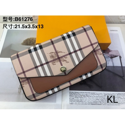 Replica Burberry Wallet For Women #909635 $28.00 USD for Wholesale