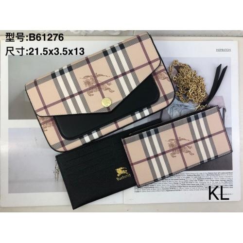 Burberry Wallet For Women #909636 $28.00 USD, Wholesale Replica Burberry Wallet