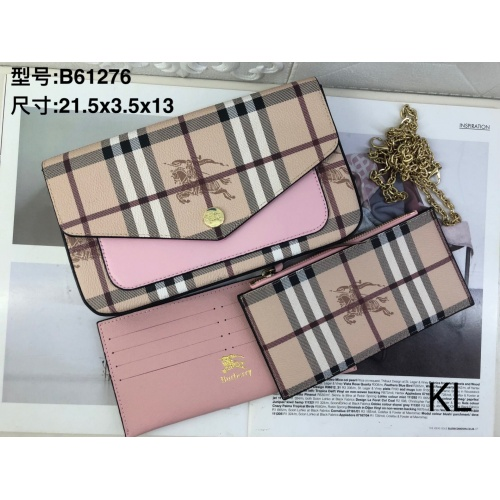Burberry Wallet For Women #909638 $28.00 USD, Wholesale Replica Burberry Wallet