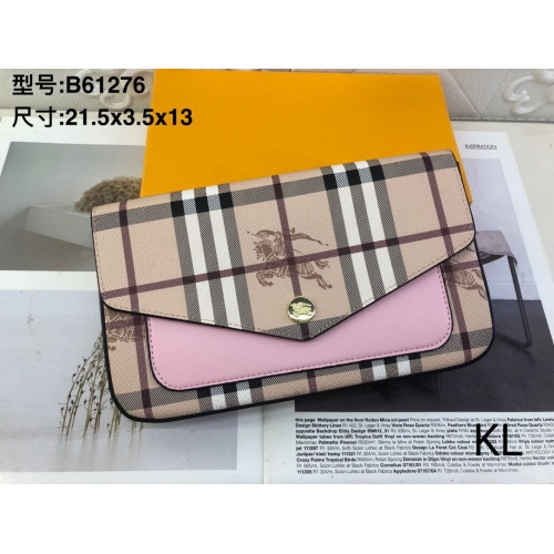 Replica Burberry Wallet For Women #909638 $28.00 USD for Wholesale